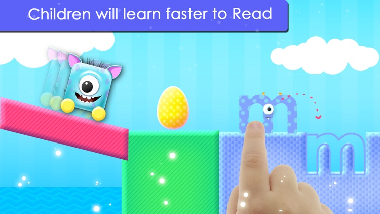 Learn to Read : Mario Alphabet Apps Phonetic ABCD screenshot-3