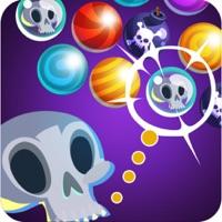 Halloween Shooter Ball - Ghost Bubble Sweety