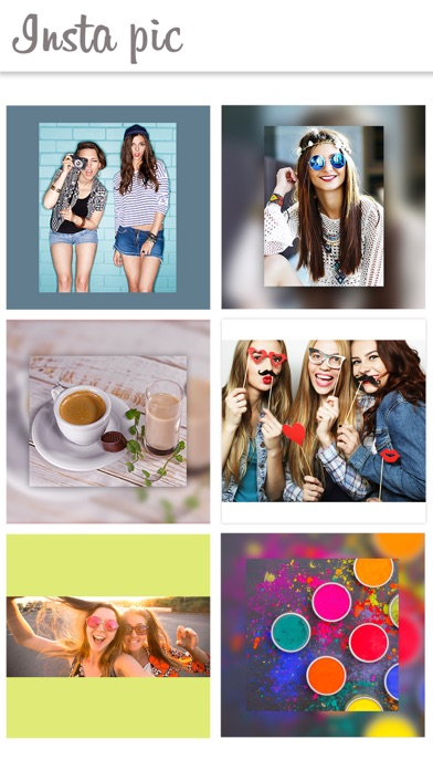 download cadre blanc Blurry apps 3