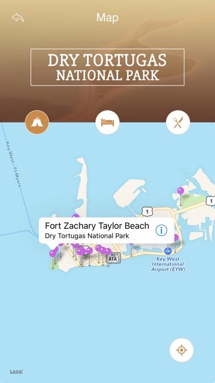 Dry Tortugas National Park Tourist Guide screenshot-3
