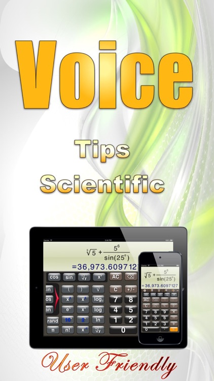 Calculator - Voice + Effect Edition