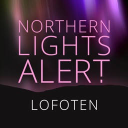 Northern Lights Alert Lofoten