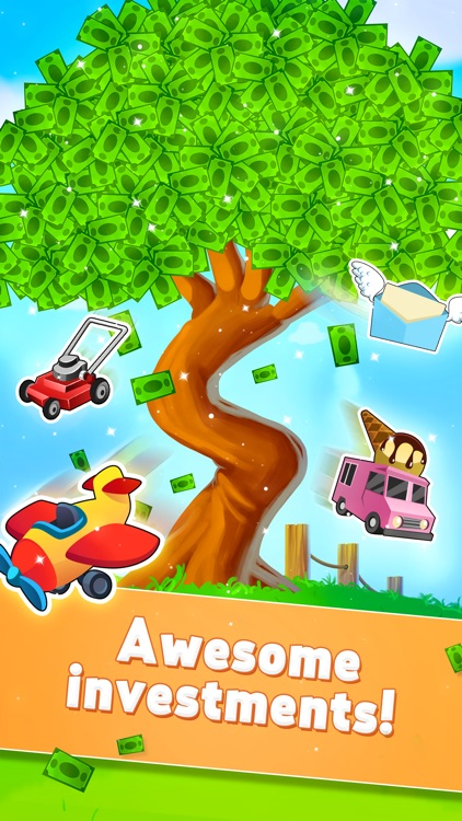 Money Tree - The Billionaire Clicker Game screenshot-4