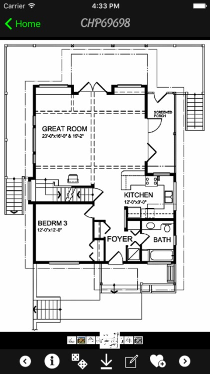 Cabin House Plans Info! screenshot-3