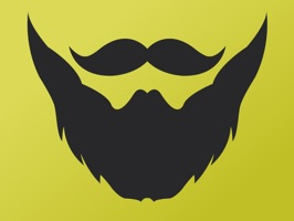 BeardMe: Beard & Mustache Stickers