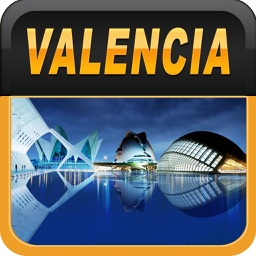 Valencia Offline Map Travel Guide
