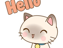 Baby Cat Stickers for iMessage