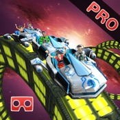 VR Space Roller Coaster: Infinit Dimensions Pro