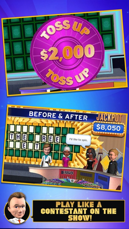 Wheel of Fortune (Official) - Endless Word Puzzles from America's #1 TV Game Show screenshot-3