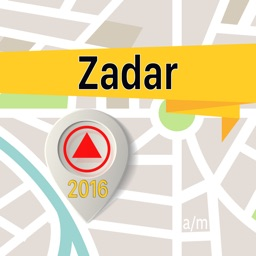 Zadar Offline Map Navigator and Guide