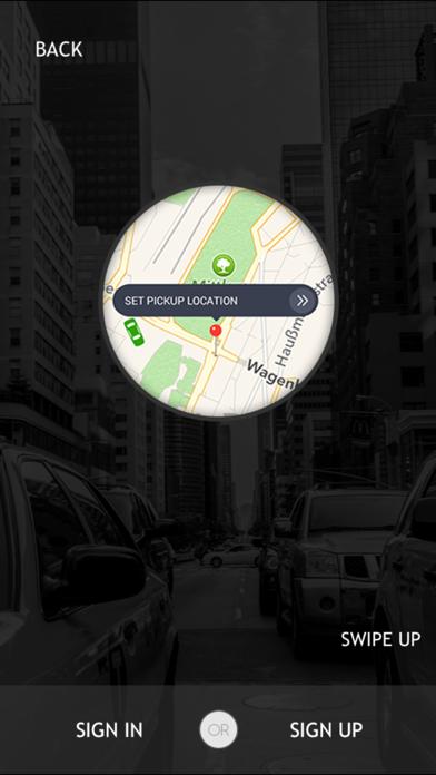 KrazyRide Driver screenshot four