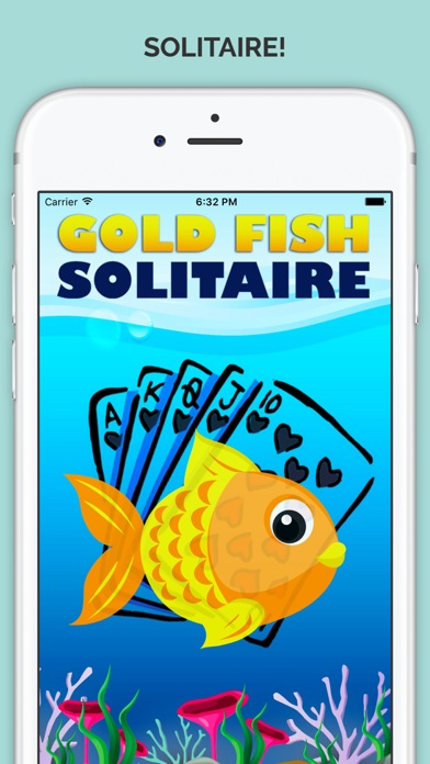 Jumping Dream Fish Solitaire With Water Attitude Screenshot