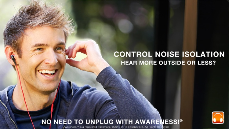 Awareness! The Headphone App