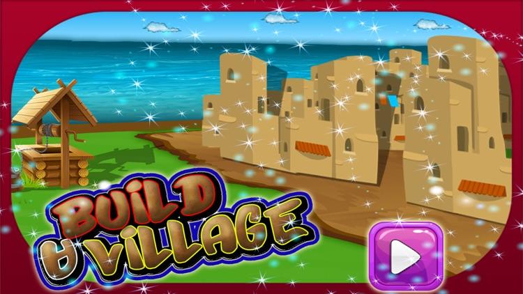 Build a Village & Virtual House Maker Game