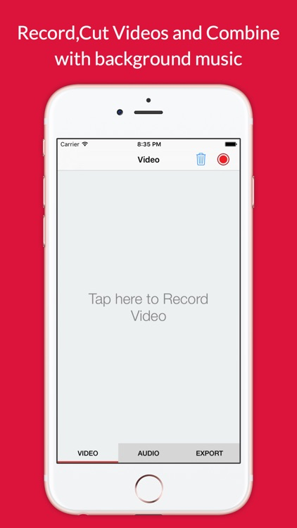 Viva Recorder Pro - Record Video With Background Music