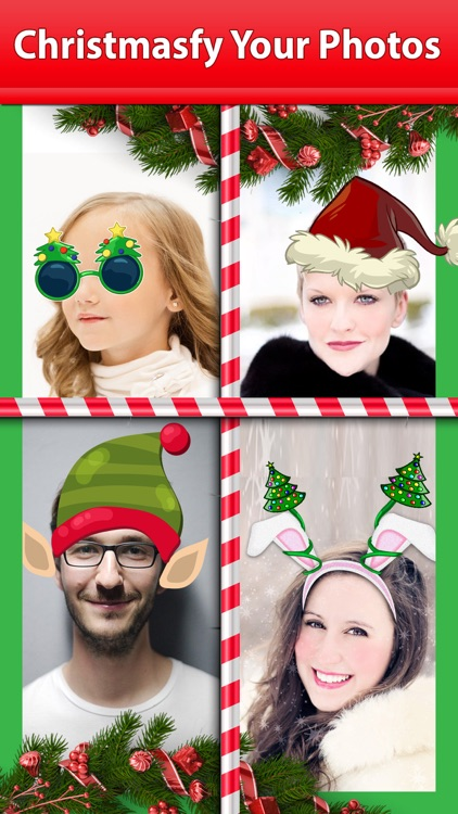 Christmas Photo Editor – Free Pro Camera Sticker.s