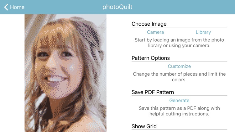 photoQuilt by Quiltography