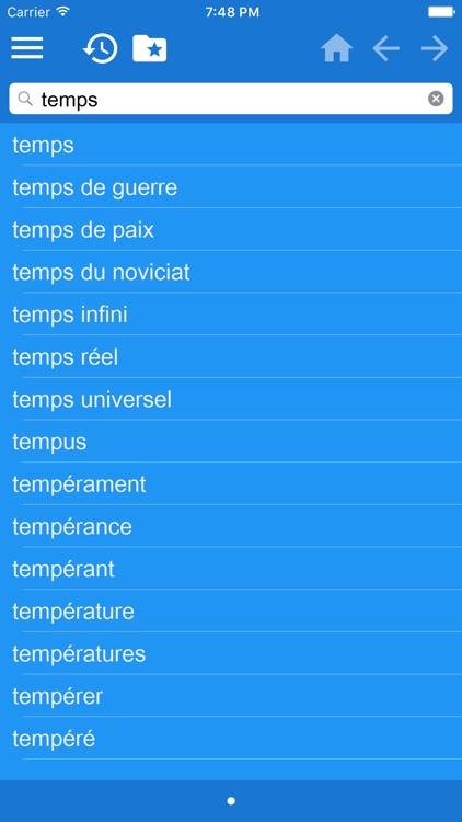 Korean French dictionary