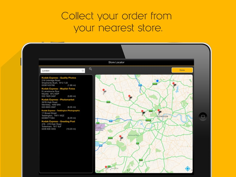 KODAK MOMENTS HD Tablet App. screenshot-4