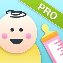 Baby Log PRO - Feed Timer Breastfeeding Tracker
