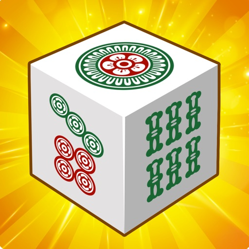 Mahjong 3D - Classic Mahjongg Dimensions Pro icon