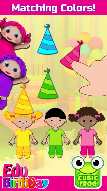 Best Preschool App-EduBirthday screenshot-3
