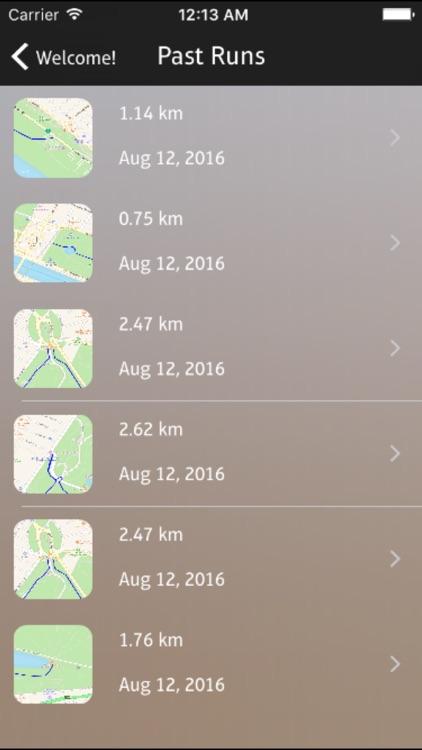 Run Saver - daily runs, cycling or walking screenshot-4