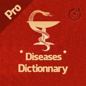 Diseases Dictionary Offline: Pro