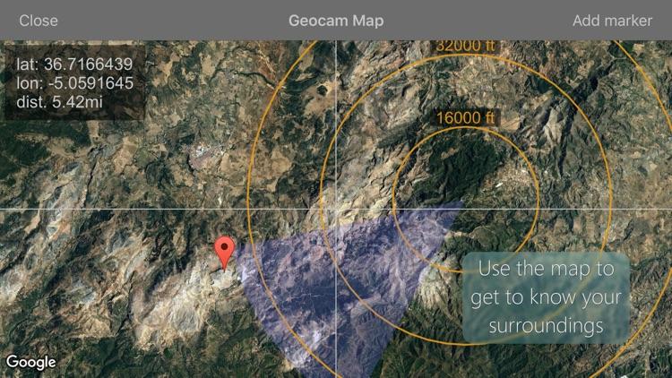 Geocam Pro screenshot-4