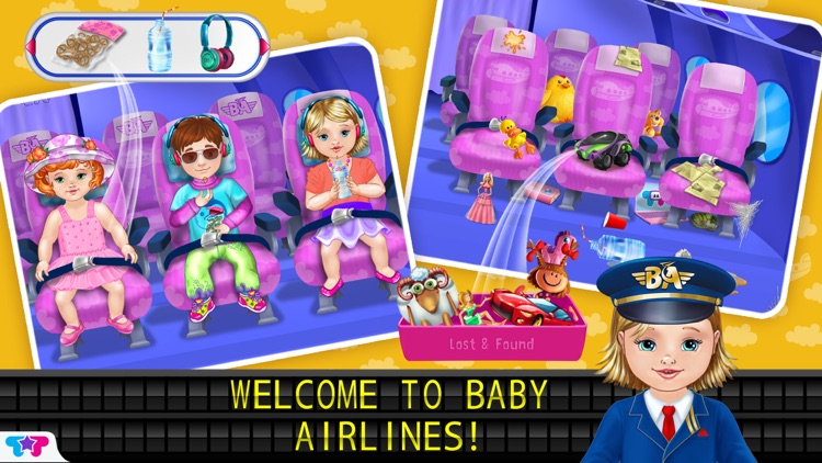Baby Airlines screenshot-1