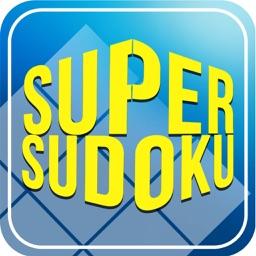 Super Sudoku - Fun Number Puzzle