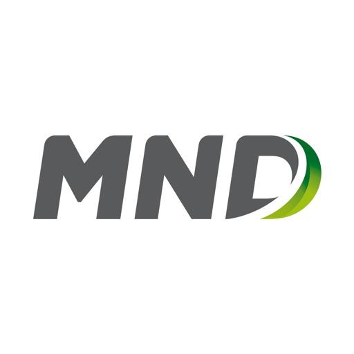 Těžba MND