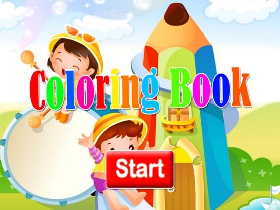 Télécharger Livre De Coloriage De Dessin Animé Pour Enfant