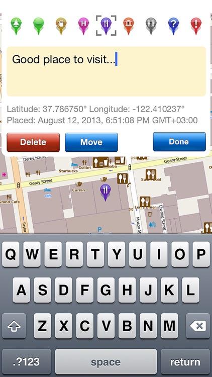 Offline Map & GPS Navigator Free