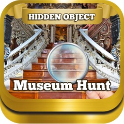 Hidden Object Museum Hunt