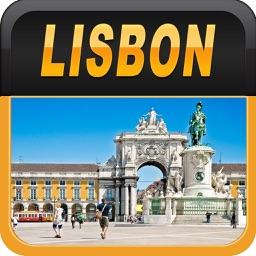 Lisbon Offline Map Travel Guide