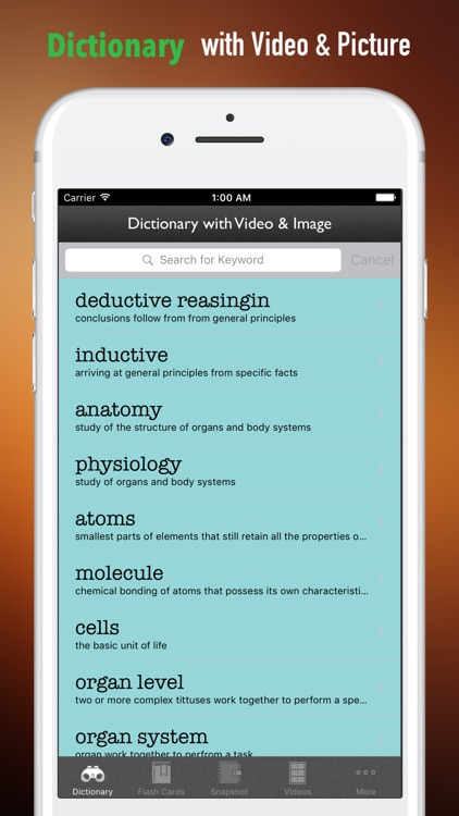 TEAS Test Glossary-Flashcard and Basic Study Guide screenshot-3