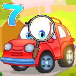 Wheely 7 Detective ~ Action Physics Puzzle Game