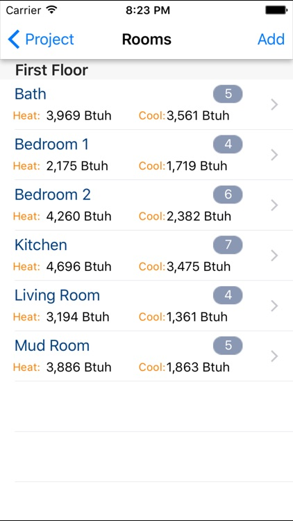 HVAC Buddy® Load Calc