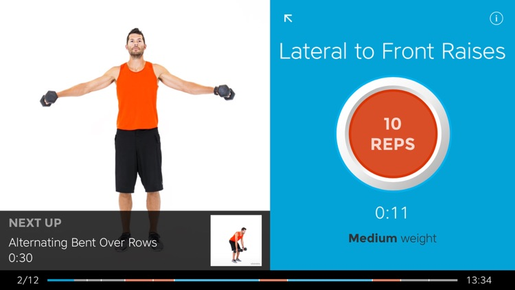Workout Trainer: personal fitness coach screenshot-4