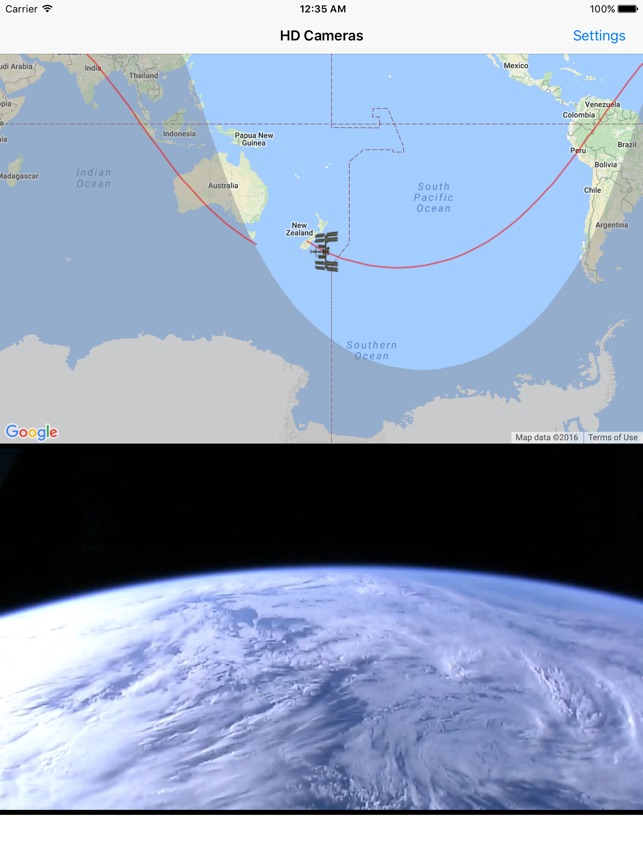 Iss hd live on the app store gumiabroncs Gallery
