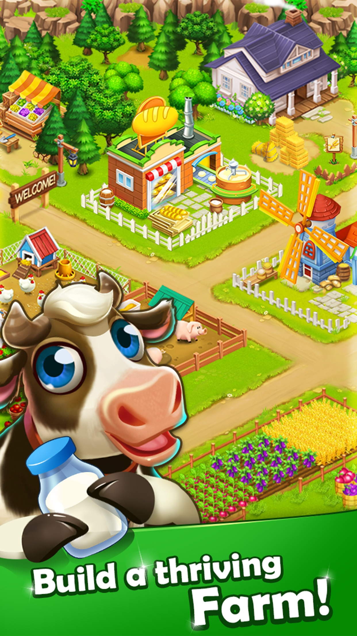 Farm Mania! Screenshot