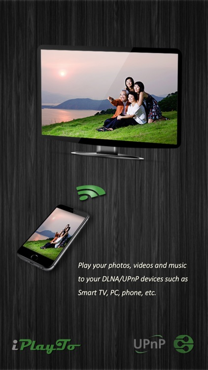 iPlayTo - Play photos, videos and music to TV screenshot-0