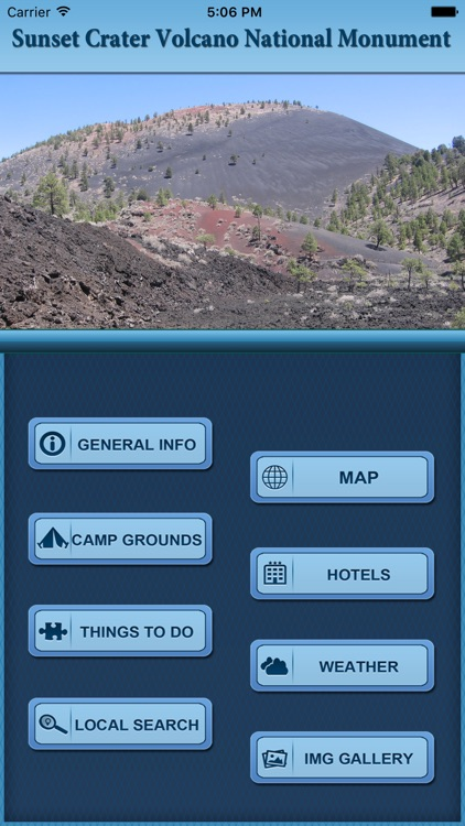 Sunset Crater Volcano National Monument screenshot-0