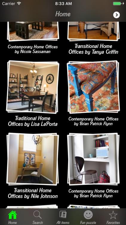 Home Office Designs screenshot-4
