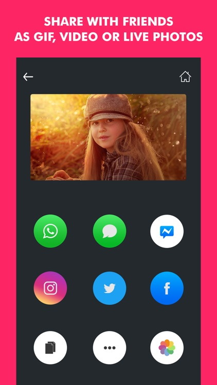 GIF Maker - Add Music to Videos & Video To GIF screenshot-4