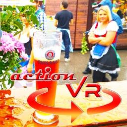 VR Oktoberfest Parade Virtual Reality 360