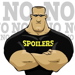 No Spoilers Stickers
