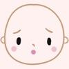 Cute Baby Message Sticker