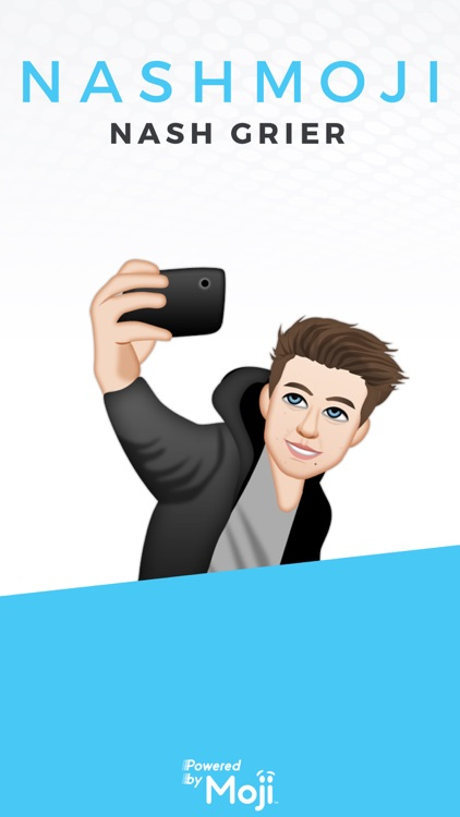 NashMoji ™ by Nash Grier screenshot-0